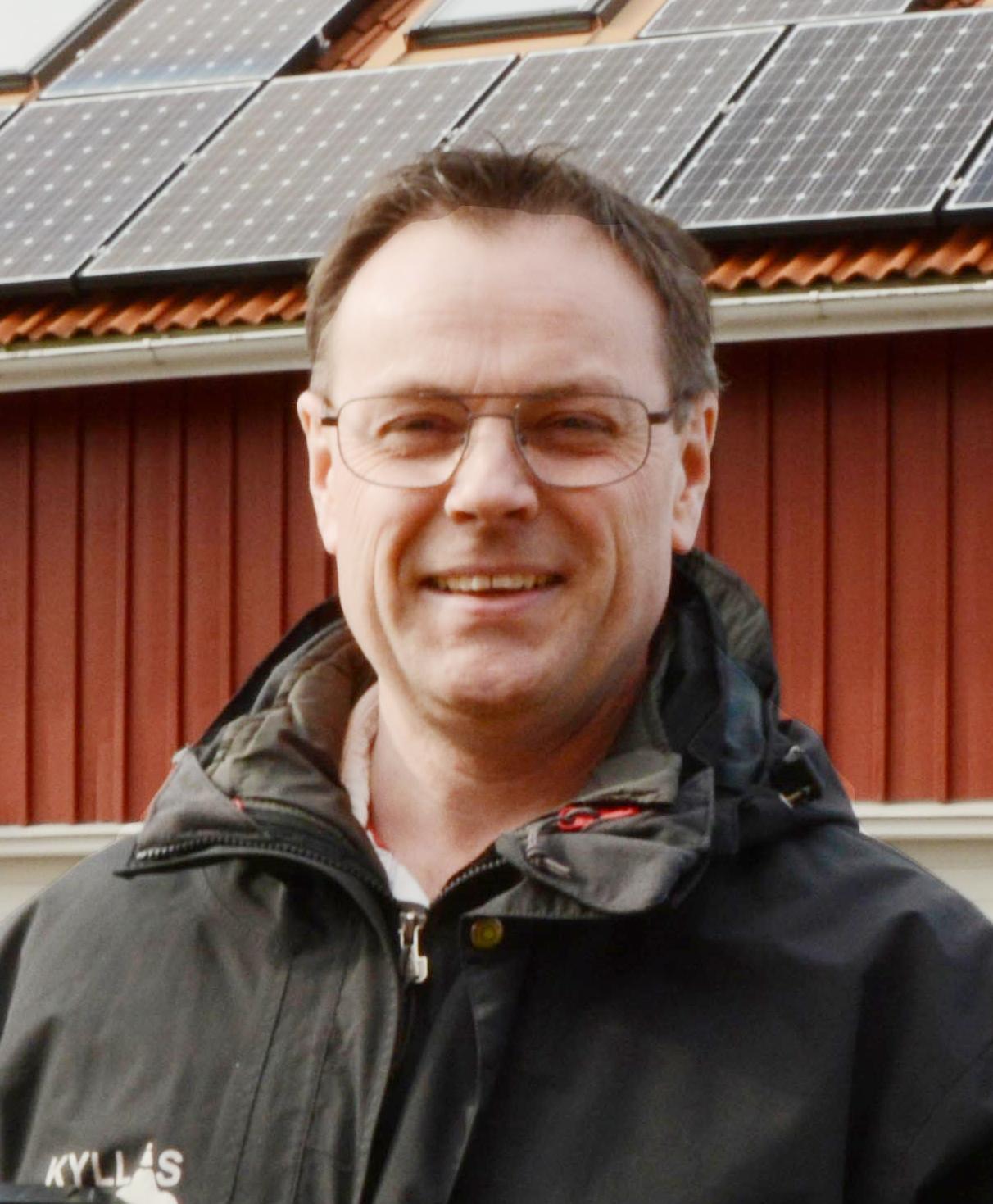 Björn Almgren med startbooster WT3