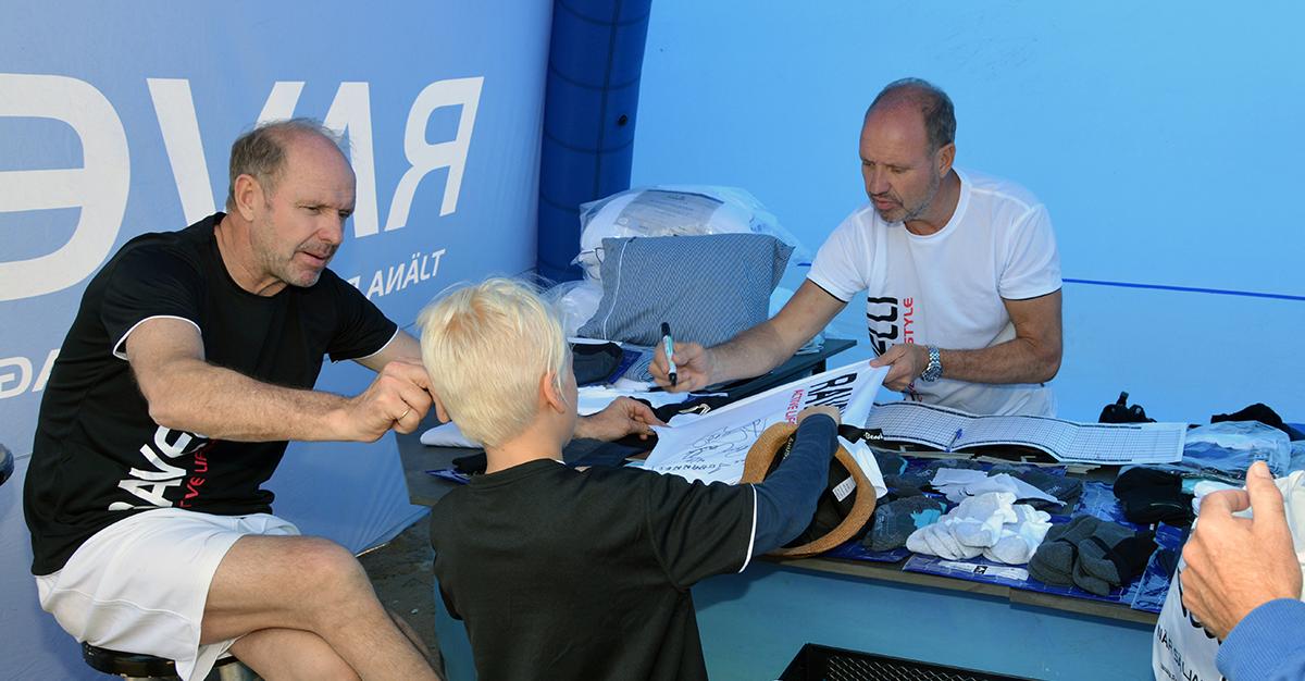 Thomas och Andreas Ravelli