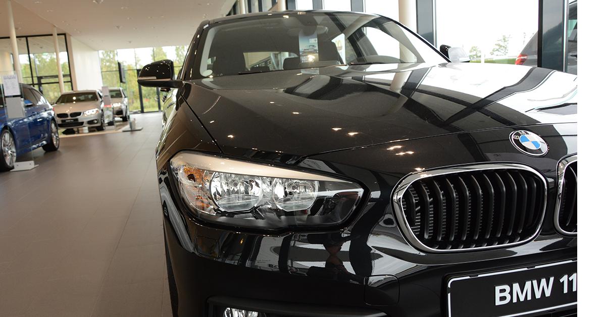 BMW Värnamo