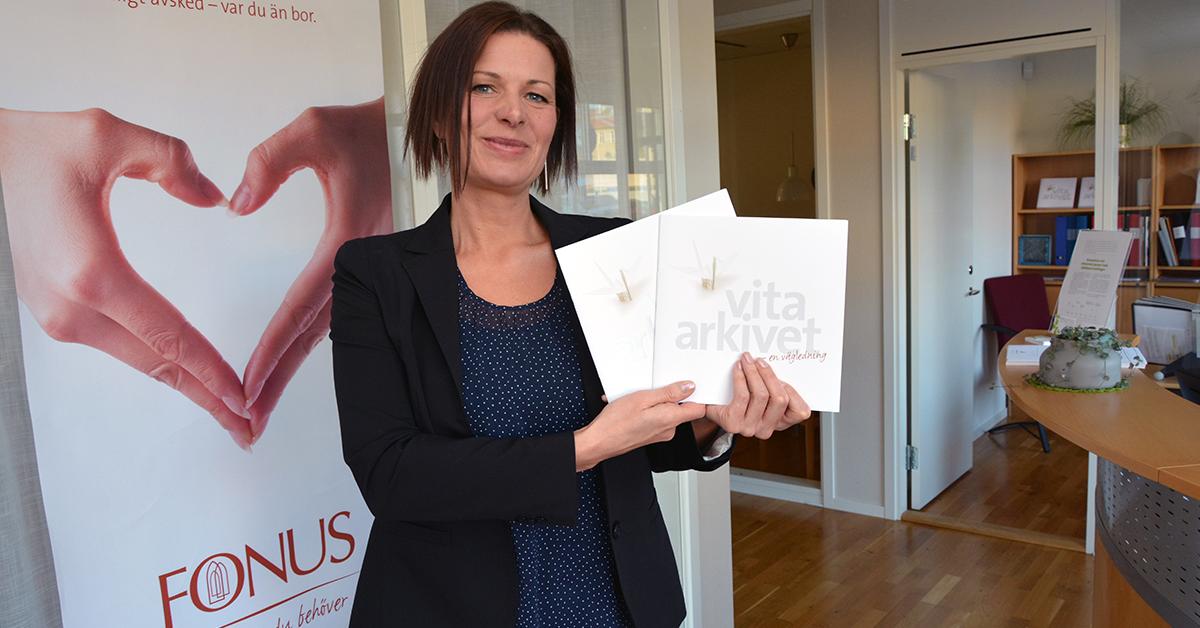 Det vita arkivet Fonus Nell Barvefjord