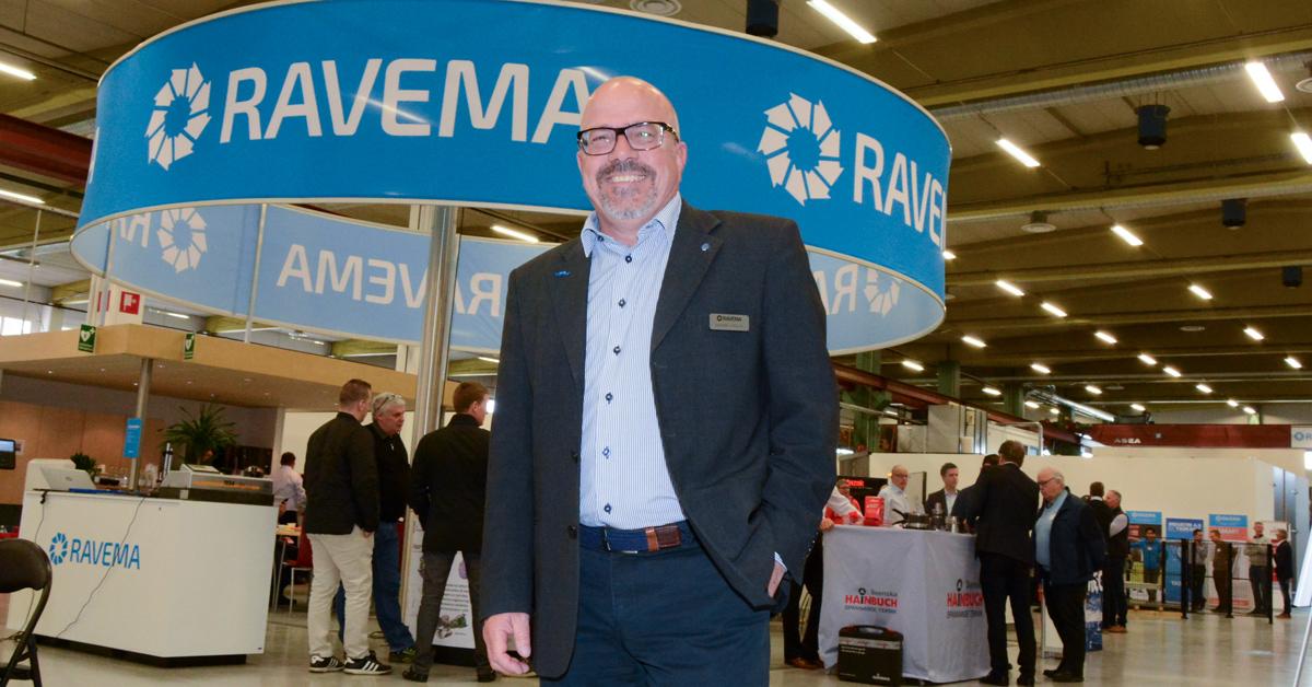 Ravemas satsning på seminarier har slagit väl ut, menar Anders Jinglöv.
