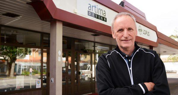 Thomas Gottar är vd på Artima Design